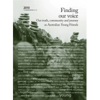Finding Our Voice: Backhouse Lecture 2010 eBk