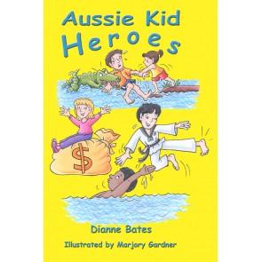 Aussie Kid Heroes eBk