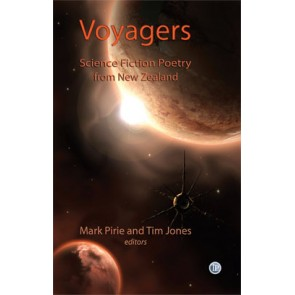 Voyagers: Science Fiction Poetry from New Zealand eBk